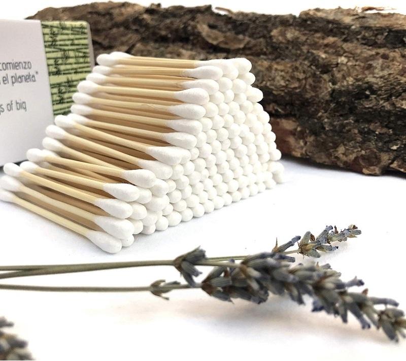 Bastoncillos de bambú