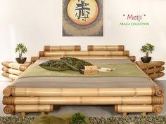 cama de bambú