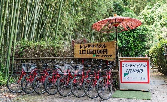 bicicletas Arashiyama