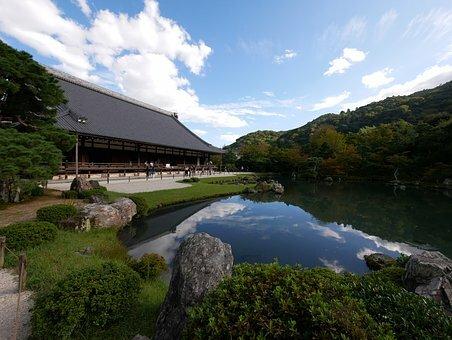 Templo de Arashiyama.